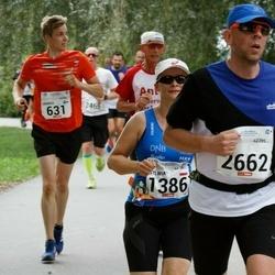 Tallinna Maraton - Sylwia Smigiel (1386), Alar Just (2662)