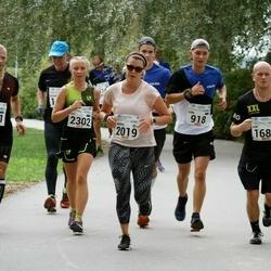 Tallinna Maraton - Karl Jõumees (918), Kim Vanhala (1681), Annika Aarnio (2019), Rene Käsik (2301), Viiu Juurik (2302)