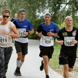 Tallinna Maraton - Oliver Kask (723), Karl Jõumees (918), Kim Vanhala (1681), Annika Aarnio (2019)