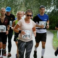 Tallinna Maraton - Annika Aarnio (2019), Rene Käsik (2301)