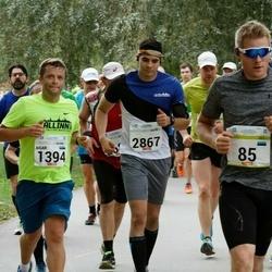 Tallinna Maraton - Pertti Nurminen (85), Aigar Tarre (1394), Ambrose Flores (2867)