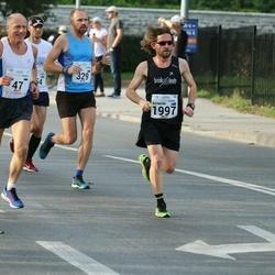 Tallinna Maraton - Ago Veilberg (47), Raymond Lampard (1997)