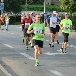 Tallinna Maraton - Christian Gunnarsson (158), Urmas Ärm (201)