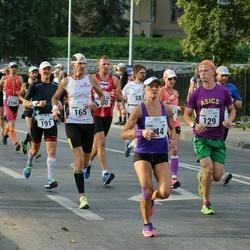 Tallinna Maraton - Samu Taina (129), Andris Leja (165)