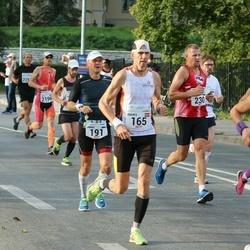 Tallinna Maraton - Andris Leja (165), Elina Junnila (244)