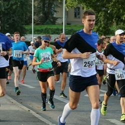 Tallinna Maraton - Toomas Naaber (2507), Andre Lomaka (2612)