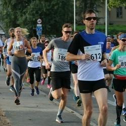 Tallinna Maraton - Julia Mihhailova (896), Andre Lomaka (2612)