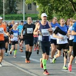 Tallinna Maraton - Boris Sheliapin (1952), Mikko Illi (2800)
