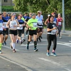 Tallinna Maraton - Ann Saks (1133), Heino Lahe (1468)