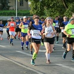 Tallinna Maraton - Ann Saks (1133), Eda Lehmann (2717)