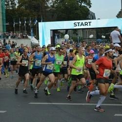Tallinna Maraton - Arttu Aaltonen (42), Kait Antso (74), Martins Auzins (101), Gert Kuuskmäe (186), Jani Ylisaukko-Oja (589)