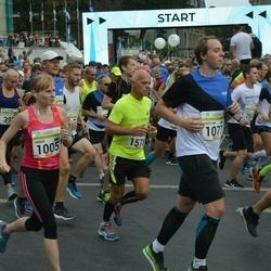Tallinna Maraton - Annika Rand (1005), Kristjan Lill (1077)