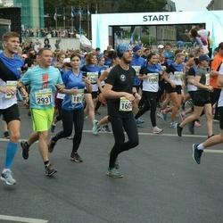 Tallinna Maraton - Sebastian Sandell (1609), Artem Krylov (2931)