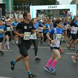 Tallinna Maraton - Petra Holm (2924), Ago Saluveer (3167)