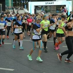 Tallinna Maraton - Aari Helmelaid (2114), Viktoriia Leonteva (2694), Annika Pärtel (2719)