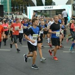 Tallinna Maraton - Artur Bogdanov (3156), Juha Anttonen (3319), Aimar Aru (3800)
