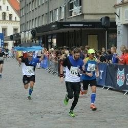 Tallinna Maraton - Andre Kaaver (283), Emrich Needo (304), Steven Taylor (1414)