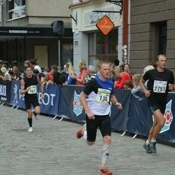 Tallinna Maraton - Ott Viirmann (138), Andre Pukk (2751)