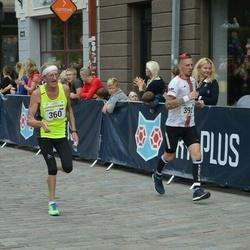Tallinna Maraton - Anatolii Zhdanov (360), Erko Kurvits (392)