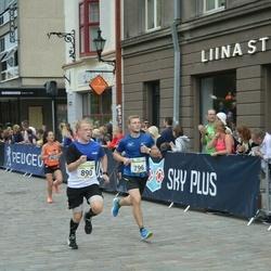 Tallinna Maraton - Andre Kukk (796), Jürgen Põldma (890)