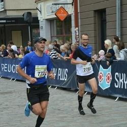 Tallinna Maraton - Andero Haas (772), Ramon Reimets (2781)