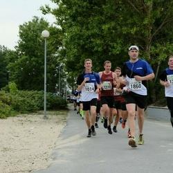 Tallinna Maraton - Kristjan Sarapuu (137), Arthur Vriend (1014), Henri-Rene Kuningas (1860), Rolands Porietis (2270)