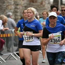 Tallinna Maraton - Liisa Smith (2289), Annelii Üprus (2366)
