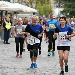 Tallinna Maraton - Janno Klausner (760), Anna Ovtšarenko (1001), Jason Hoch (3712)