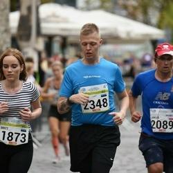 Tallinna Maraton - Britt Haas (1873), Jakub Czerwinski (2089), Madis Roosaar (2348)