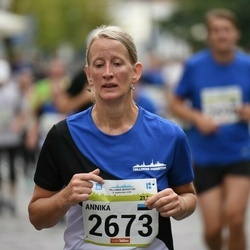 Tallinna Maraton - Annika Sutt (2673)
