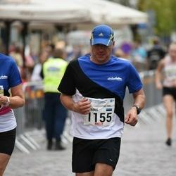Tallinna Maraton - Toomas Zaletajev (1155), Annemay Gjedrem Lie (2499)