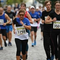 Tallinna Maraton - Kadri Mumm (1041), Dina Romano (1798), Anni Reitalu (3501)