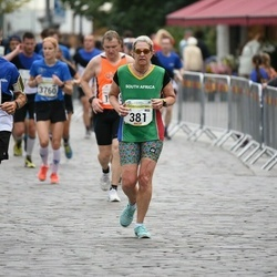 Tallinna Maraton - Adel Coetzee (381), Rando Puss (2723)