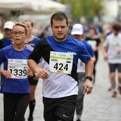 Tallinna Maraton - Andre Salumets (424), Salla Niemelä (1339)