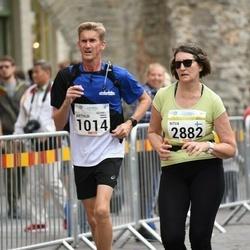 Tallinna Maraton - Arthur Vriend (1014), Ritva Junnila-Lairikkala (2882)