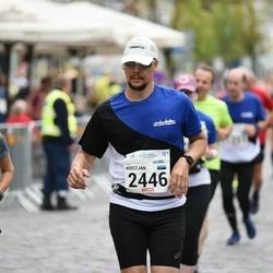 Tallinna Maraton - Annemari Muru (1357), Kristjan Gold (2446)