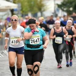 Tallinna Maraton - Zinaida Perevertova (2641), Agate Ziverte (4165)