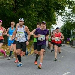 Tallinna Maraton - Aare Kutsar (51), Meelis Luiks (188)