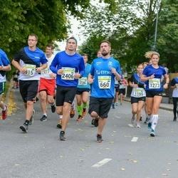 Tallinna Maraton - Indrek Lukso (660), Hedvig Ots (1273), Arto Tõnnis (2406)