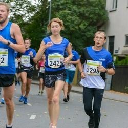 Tallinna Maraton - Igor Zahharov (2298), Birgit Paal (2425)