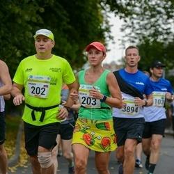 Tallinna Maraton - Arkadii Bukhtoiarov (202), Natalia Vasyukova (203)