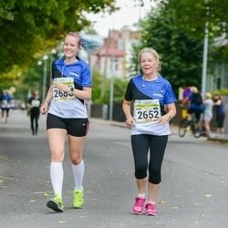 Tallinna Maraton - Aare Huik (2652), Martin Vomm (2686)
