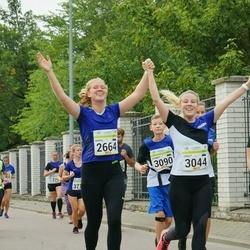 Tallinna Maraton - Maria Pernits (2664), Birgit Saliste (3044)