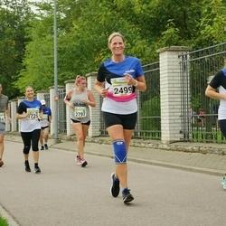 Tallinna Maraton - Annemay Gjedrem Lie (2499), Silvia Kirillov (3119)