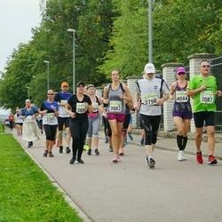 Tallinna Maraton - Perttu Pohjanperä (2798), Kari Lottonen (3087), Beate Simane (3882), Agita Solzemniece (3883)