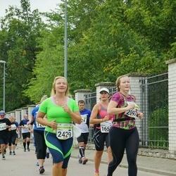 Tallinna Maraton - Anastasia Serova (2097), Tanja Borisova (2429)