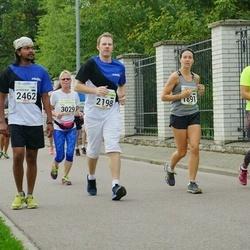 Tallinna Maraton - Arni-Shoel Leibovitsh (2198), Nusaeb Nur Alam (2462)