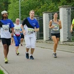 Tallinna Maraton - Madli Arula (1891), Arni-Shoel Leibovitsh (2198), Nusaeb Nur Alam (2462)