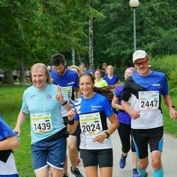 Tallinna Maraton - Boriss Shipunov (1439), Jelena Sipunova (2024)