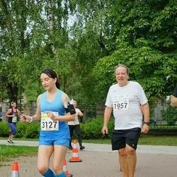 Tallinna Maraton - Tarmo Tuomi (1957), Anna Smirnova (3127)